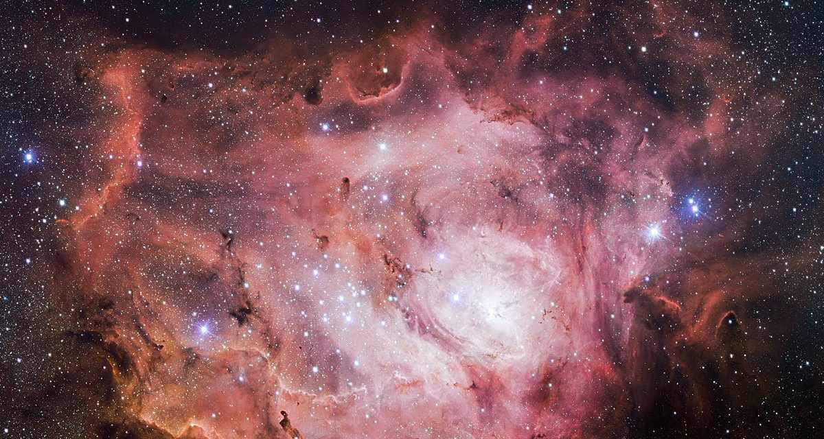 Los objetos Messier: M8, la Nebulosa de la Laguna