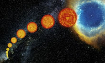 La evolución estelar
