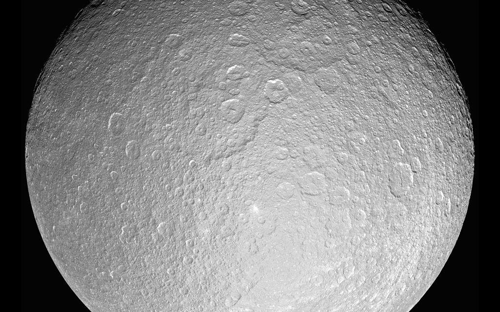 Rea, satélite de Saturno