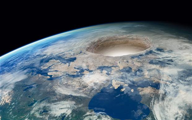 La alocada idea de la Tierra Hueca