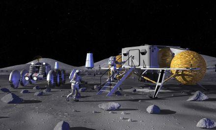 La colonización de la Luna