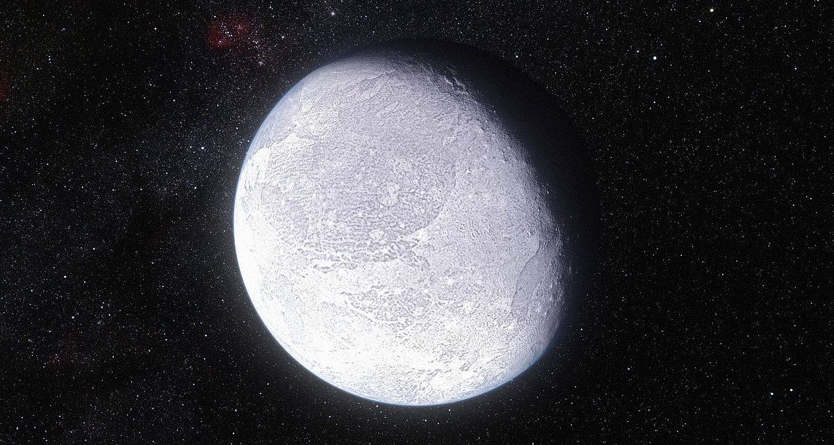 Eris, el décimo «planeta» del Sistema Solar