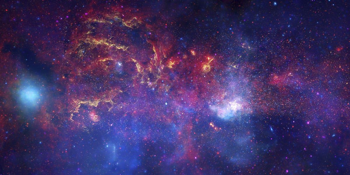 Las distancias en el espacio