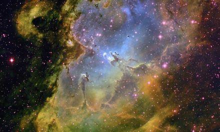 Los objetos Messier: M16, la Nebulosa del Águila