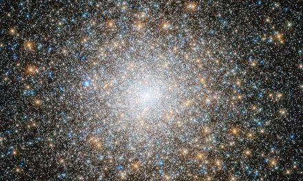 Un agujero negro descubierto por accidente