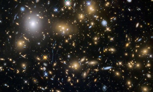 El telescopio Hubble observa las primeras galaxias del universo