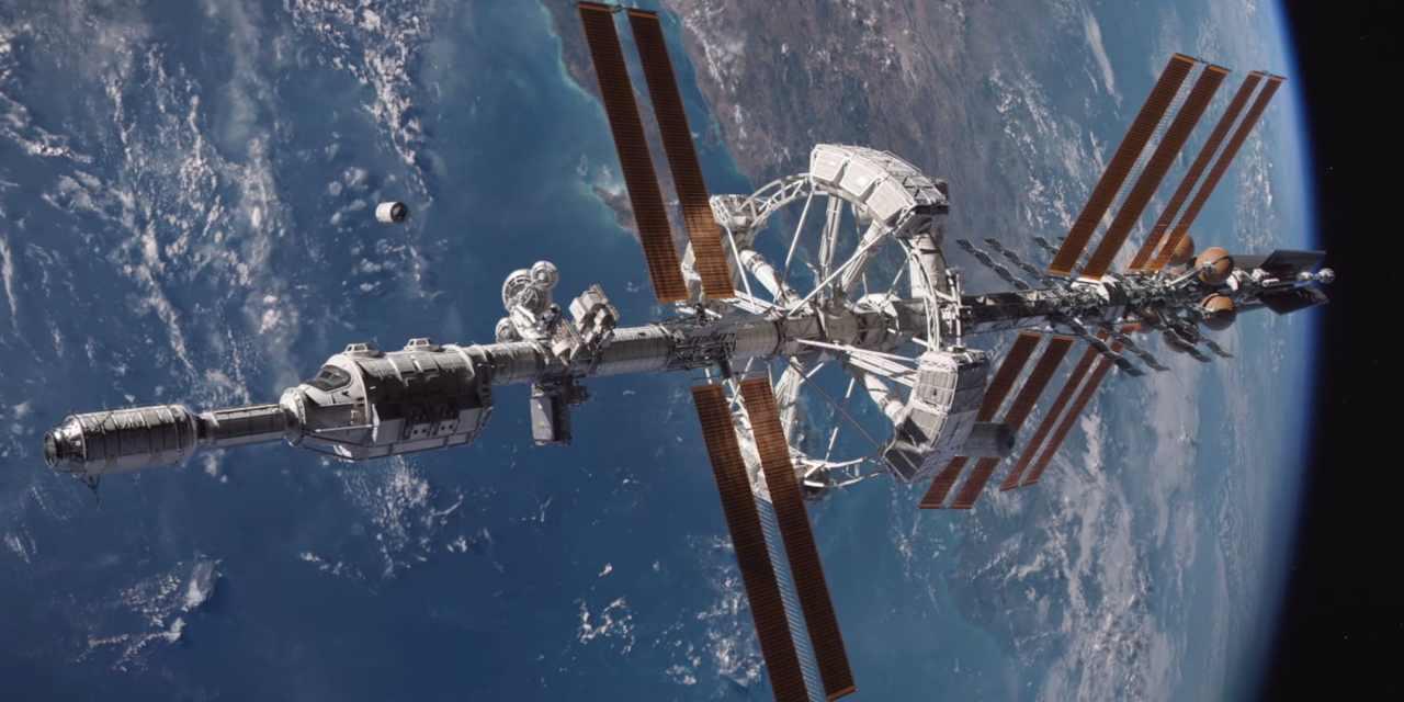Simulando la gravedad en el espacio