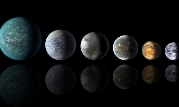 Los exoplanetas más similares a la Tierra