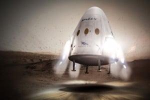 En última instancia, esto nos acerca más al sueño de Elon Musk. Alcanzar la superficie de otros planetas (como Marte). Crédito: SpaceX