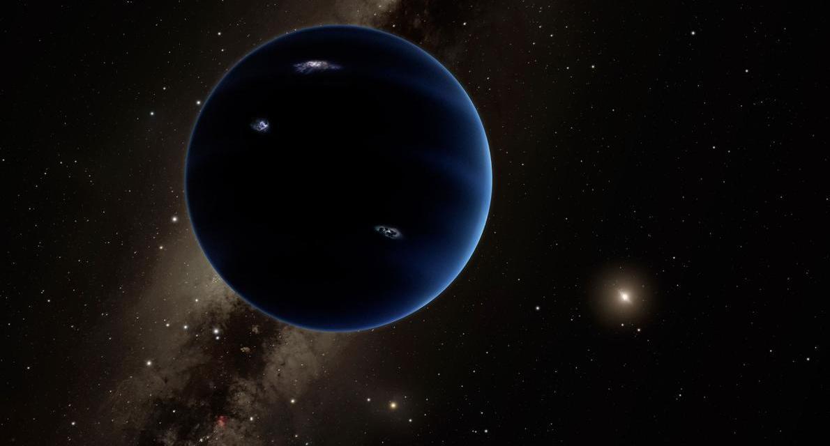 Hallan evidencias de un noveno planeta en el Sistema Solar