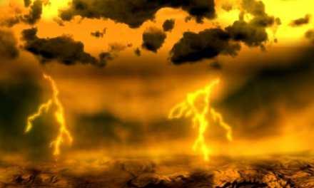 Un gigantesco impacto pudo alterar Venus