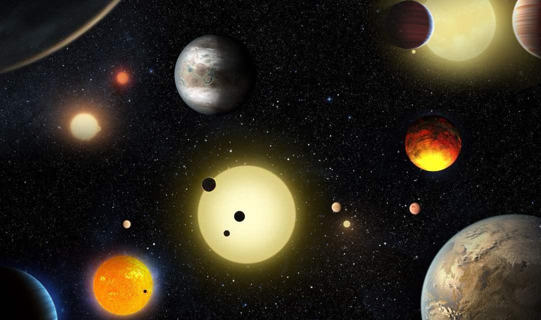 El telescopio Kepler descubre 1.284 exoplanetas nuevos