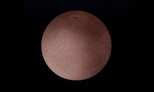 Makemake, el cuarto planeta enano del Sistema Solar