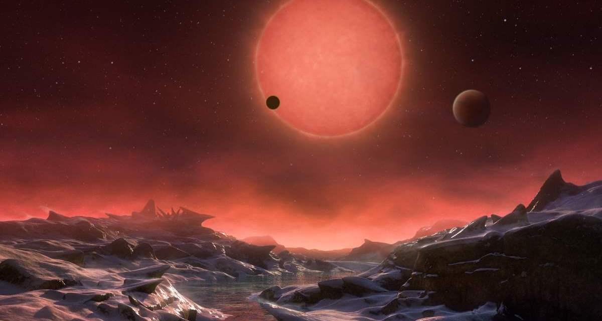 Tres nuevos exoplanetas pueden ser nuestra mejor oportunidad de encontrar vida