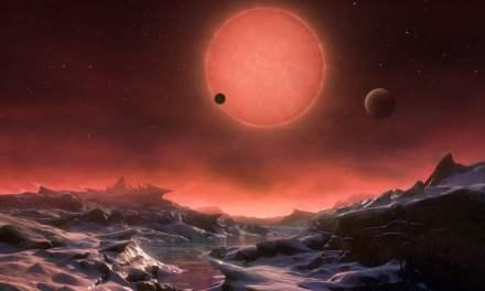Calculan la edad de TRAPPIST-1 y su sistema estelar
