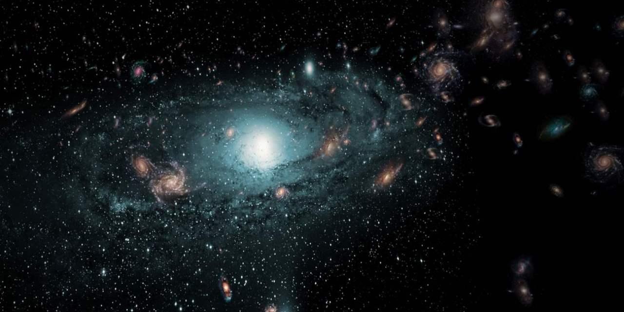 El Gran Atractor (y su atracción sobre la Vía Láctea)
