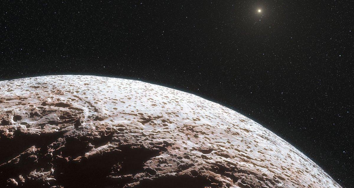 Qué nos dice el descubrimiento de un nuevo planeta enano