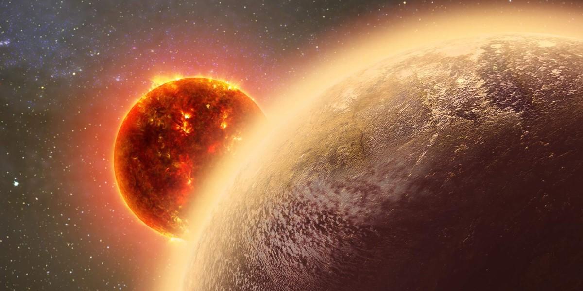 Los planetas en enanas rojas podrían ser habitables… con «aire acondicionado»