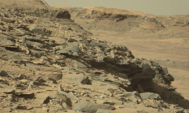 Curiosity detecta variaciones en el oxígeno en Marte