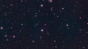 Galaxias que muestran corrimiento a rojo. Crédito: ESO