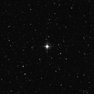 Mu Arae, que desde finales de 2015 es conocida como la estrella Cervantes. Crédito: NASA