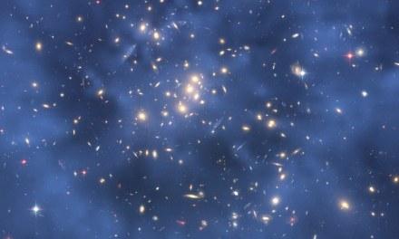 Las partículas de materia oscura podrían ser detectables