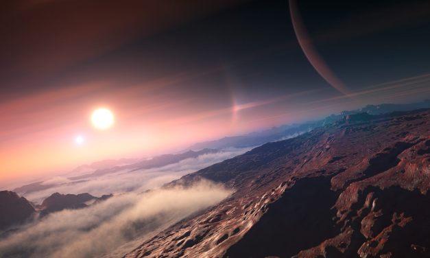Las plantas no podrían crecer en exoplanetas en torno a enanas rojas