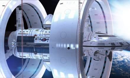 El motor de curvatura de Alcubierre