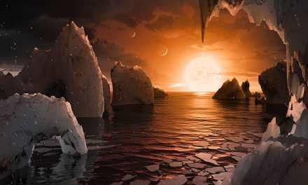 El agua en TRAPPIST-1 podría ser muy abundante