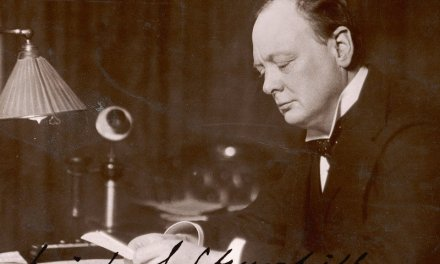 Winston Churchill y la vida extraterrestre
