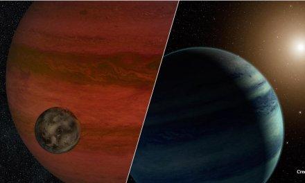 Las exolunas y la vida más allá del Sistema Solar