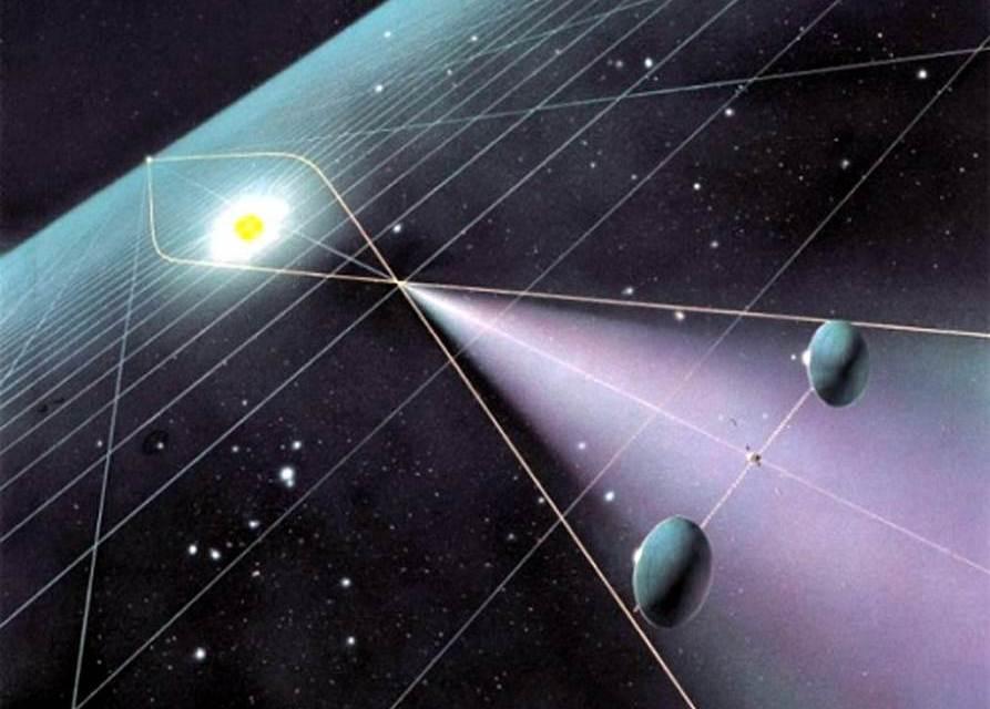 Utilizar el Sol como un telescopio gigante para observar planetas lejanos
