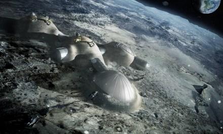 China y Europa están trabajando en una base lunar conjunta