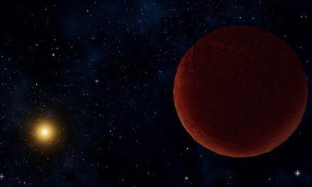 DeeDee, un posible planeta enano del Sistema Solar