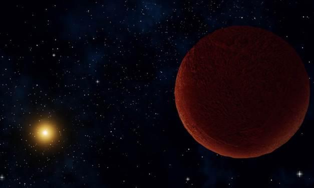 FarFarOut, el objeto más distante en el Sistema Solar