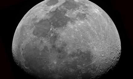 La Luna, la compañera celeste de la Tierra (I)