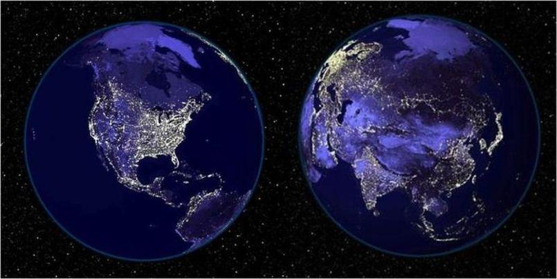 Los extraterrestres podrían utilizar satélites coorbitales