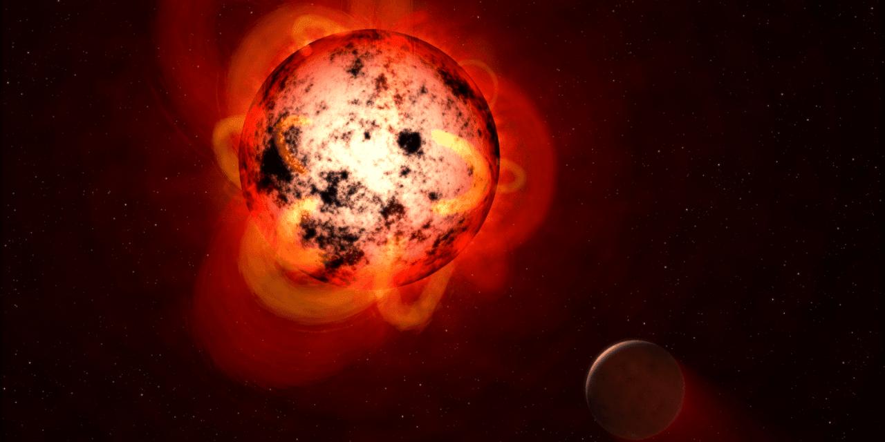 Las superllamaradas de Próxima Centauri son letales