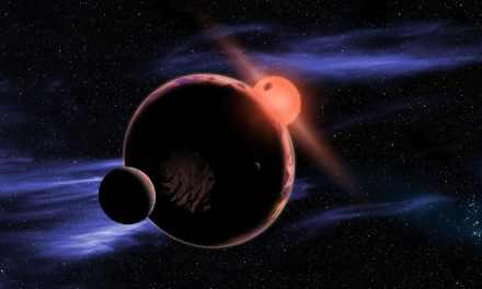 La estrella más pequeña observada (hasta la fecha)