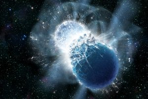 ¿Hemos detectado un nuevo tipo de onda gravitacional?