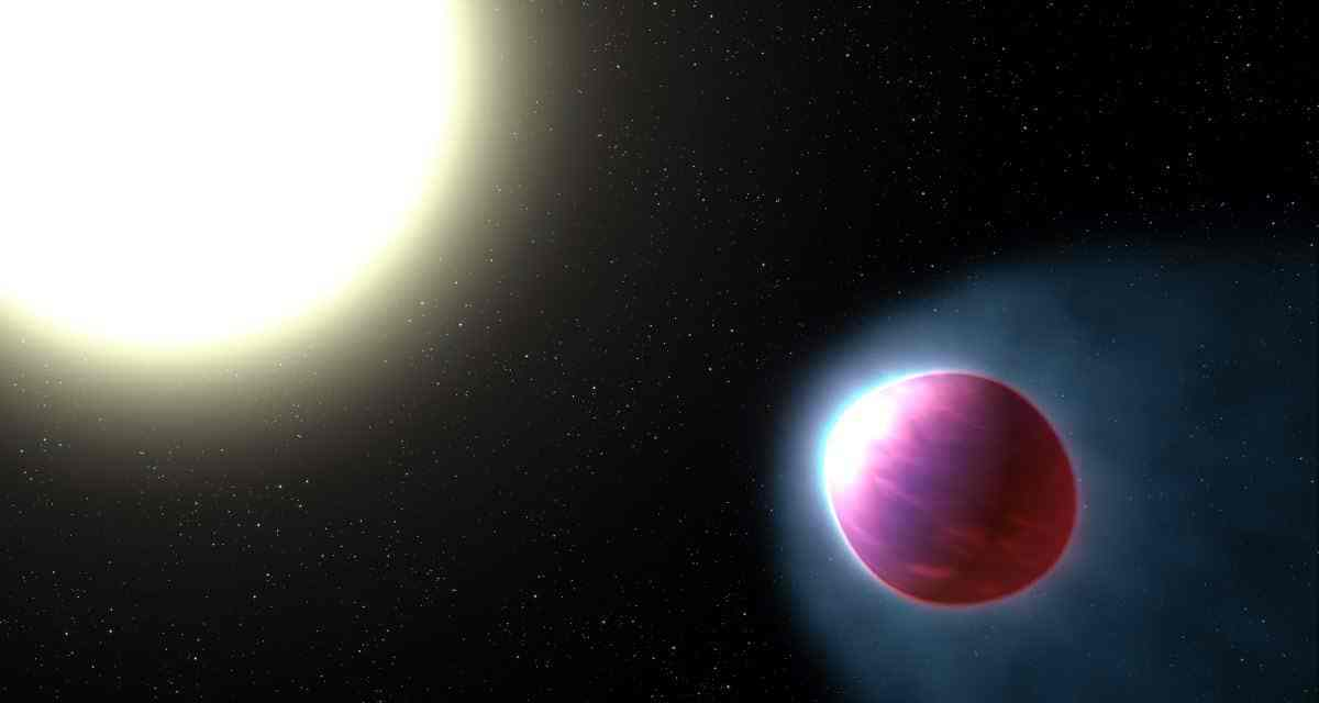 WASP-121b: una estratosfera infernal
