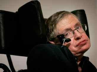 Stephen Hawking, posiblemente la mente más brillante de la Humanidad.