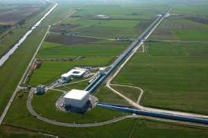 Virgo ha participado en la cuarta detección de ondas gravitacionales