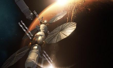 La Mars Base Camp de Lockheed Martin sigue adelante