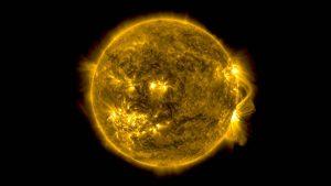 Las microexplosiones podrían explicar la temperatura de la corona del Sol