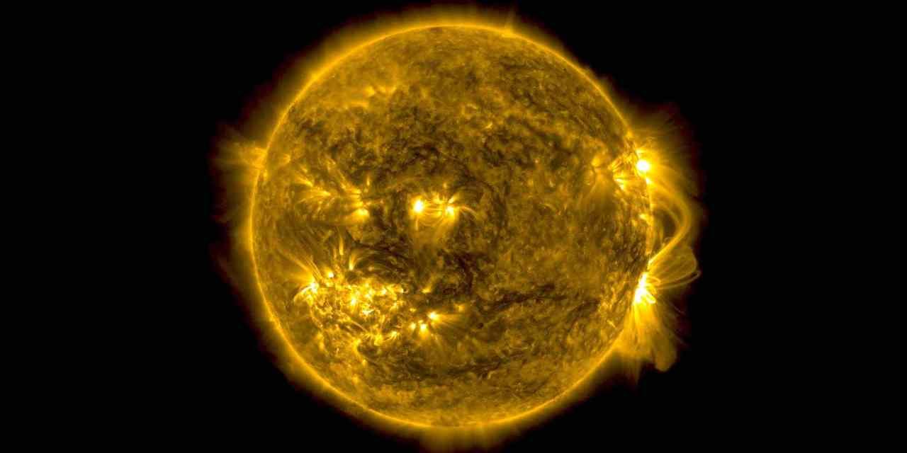 Las microexplosiones podrían alimentar la corona del Sol