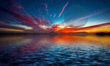 Las atmósferas de mundos oceánicos
