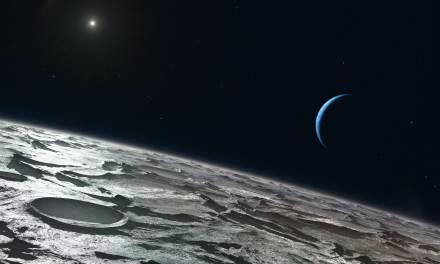 La llegada de Tritón sacudió el sistema de Neptuno