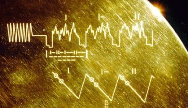 Explicación de cómo funciona el contenido de vídeo del disco de oro de las sondas Voyager. Crédito: NASA