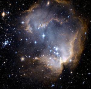 El polvo espacial podría llevar vida a otros mundos